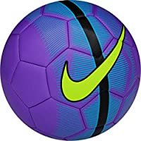 Nike Mercurial Veer Soccer Balls - Purple / Blue / Volt サッカーボール (5)