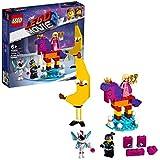レゴ(LEGO) レゴムービー ルーシーとわがまま女王 70824 ブロック おもちゃ 女の子 男の子