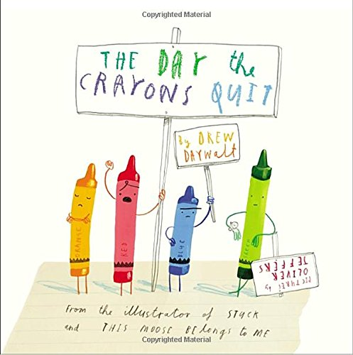 The Day the Crayons Quitの詳細を見る