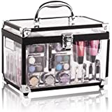 Mixed Beauty Makeup Kit Cosmetic Case Set Eyeshadow Palette Blushes Lip Maùve 10