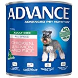 Advance 12056 Adult Chicken & Salmon 700g Dog Wet Food