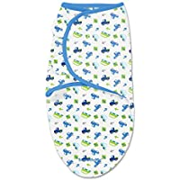 SwaddleMe Original Swaddle 1-PK, Which Way (SM) by SwaddleMe