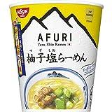 日清 THE NOODLE TOKYO AFURI 柚子塩らーめん mini 35g