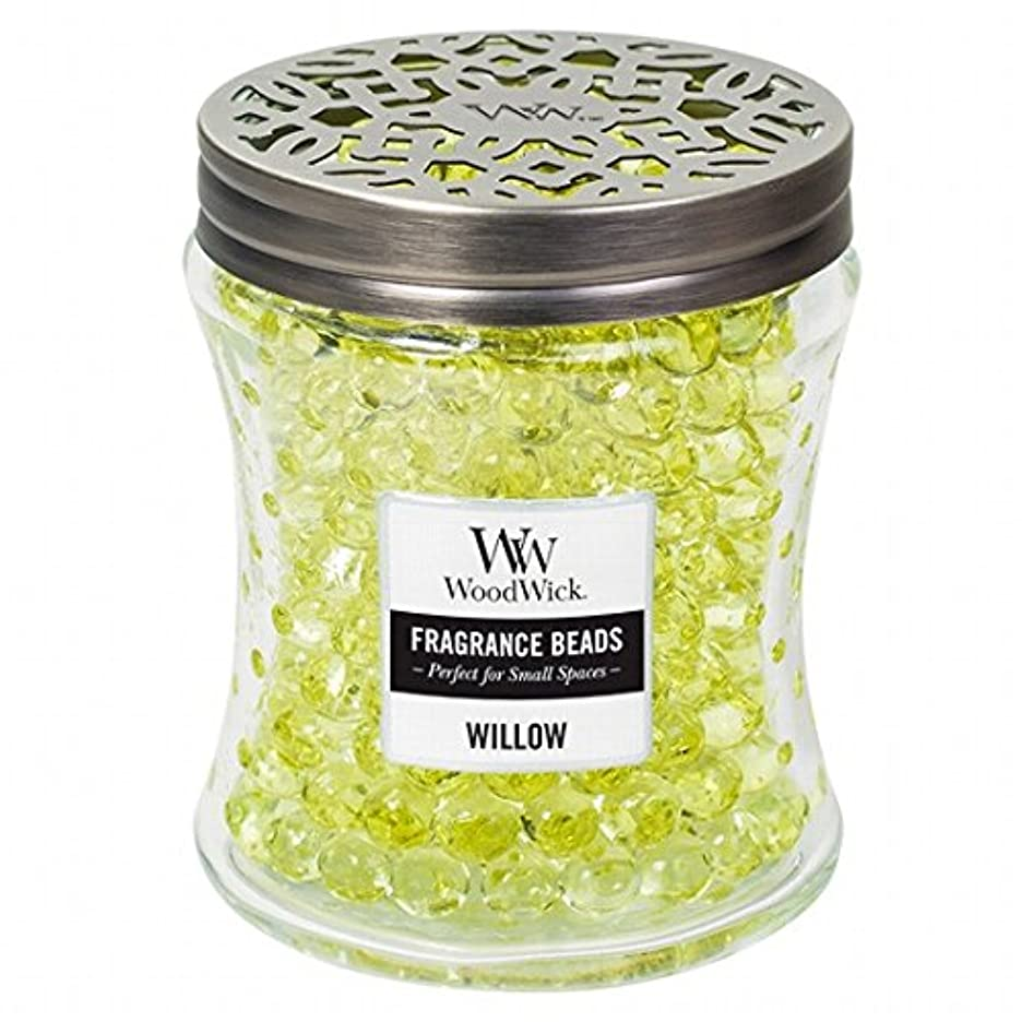 トラフィックストレスの多い買うウッドウィック( WoodWick ) Wood Wickフレグランスビーズ 「 ウィロー 」W9620525