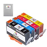 NEXTPAGE Compatible Ink Cartridge Replacement for HP 564XL (Black, Cyan, Yellow, Magenta, 4 pk)