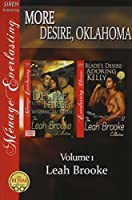 More Desire, Oklahoma: Desire for Three / Winning Back Jessie / Blade's Desire / Adoring Kelly (Menage Everlasting)