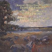 Glazunov;Violin Concerto a Mi