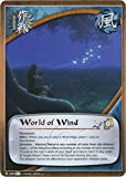 Naruto - World of Wind 769 - Shattered Truth - Rare - Unlimited
