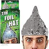海外 面白ろ 雑貨 グッズ TIN FOIL HAT ホイル ハット コスチューム 帽子【 並行輸入品 】