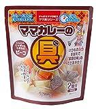 石田缶詰 ママカレーの具(ビーフ) 460g×4袋