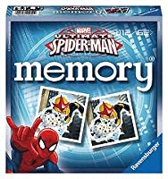 Marvel Ultimate Spider-Man Memory Game