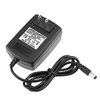 15V0.8Aビューティー楽器充電器15V0.8A電源アダプタDC5.5mmプラグビッグタートルシェル(米国)