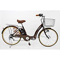 21Technology DA246折りたたみ電動アシスト自転車 24インチ 6段変速