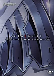 CLAYMORE Limited Edition Sequence.3 [DVD]