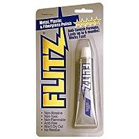 Flitz メタルポリッシュ変色チューブ 50グラム / 1.75オンス