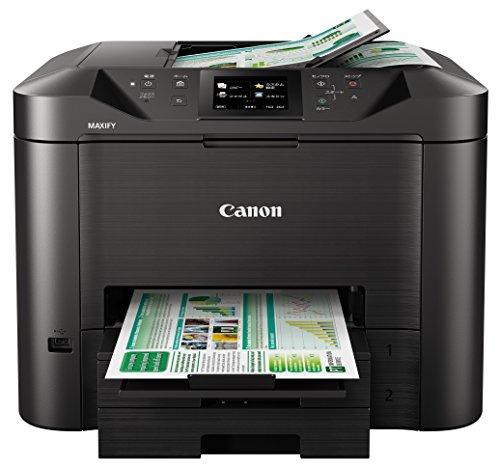 Canon キヤノン インクジェット複合機 MB5430 ビジネスインクジェットプリンター