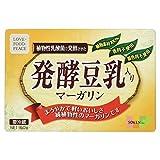 創健社 [冷蔵] 発酵豆乳入りマーガリン 160g ×8セット