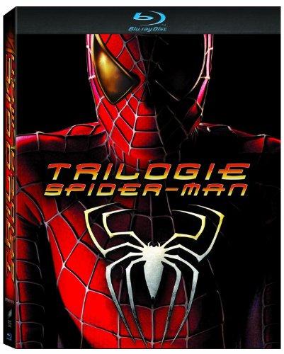 Spider-Man - Trilogie [Blu-ray]