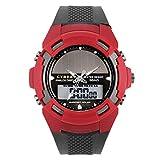 [㈱サン・フレイム] 腕時計 サイビート BCY02 BCY02-RE メンズ ブラック