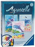 Ravensburger Aquarelle Midi Dolphins