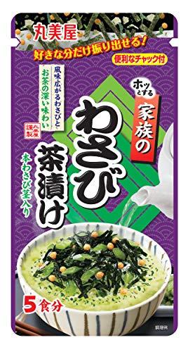 丸美屋 家族のわさび茶漬け 31g