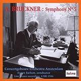 Anton Bruckner Symphony No5