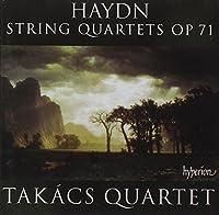 Haydn: String Quartets Op.71 by Takacs Quartet (2011-11-08)