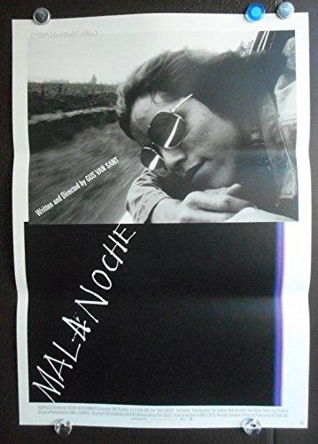 ypo56) 洋画:劇場映画ポスター【マラノーチェ】(1985年公開 日本2007年版)Mala Noche  監督 製作ガスヴァンサント 出演: ティム・ストリーター