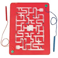 Rectangle Foam Magnetic Maze [並行輸入品]