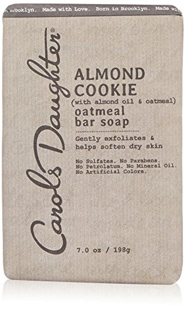 不名誉にぎやか不幸キャロルズドーター Almond Cookie Oatmeal Bar Soap 198g/7oz並行輸入品