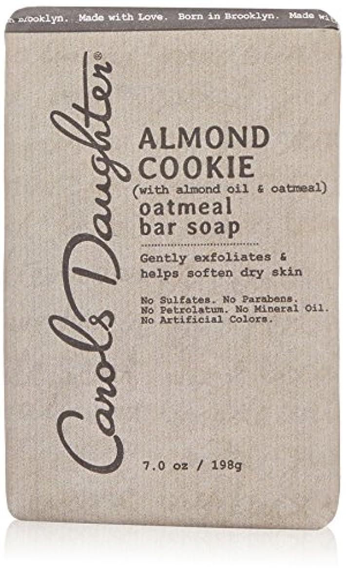 ローズ思い出すパリティキャロルズドーター Almond Cookie Oatmeal Bar Soap 198g/7oz並行輸入品
