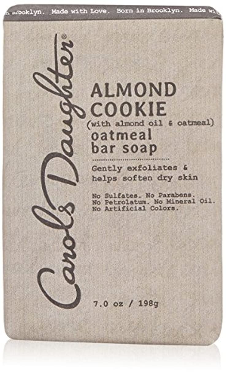 キャロルズドーター Almond Cookie Oatmeal Bar Soap 198g/7oz並行輸入品