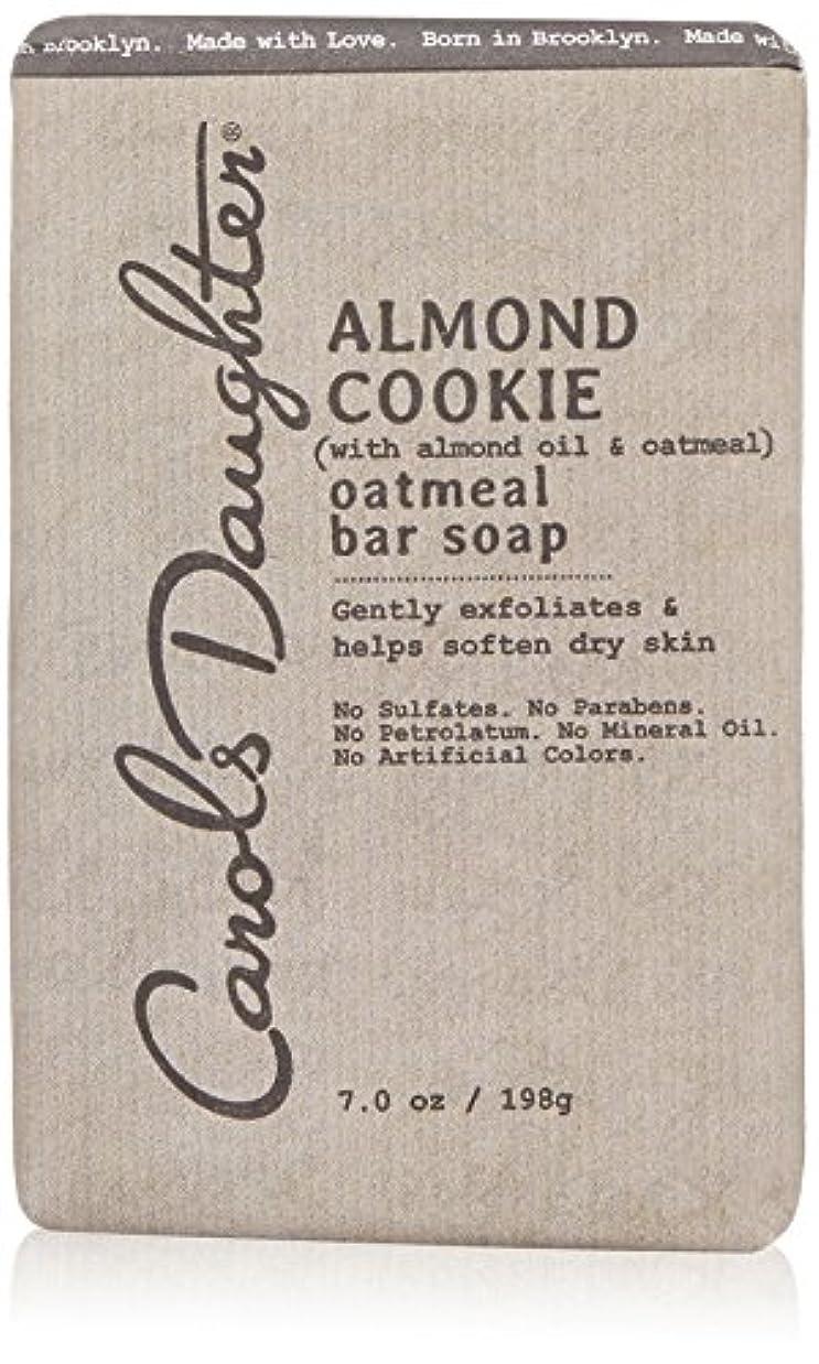 記念碑パンチなめらかなキャロルズドーター Almond Cookie Oatmeal Bar Soap 198g/7oz並行輸入品