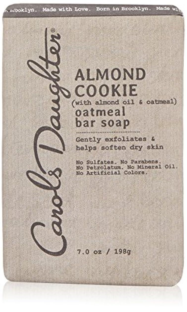 アドバイス蓮ひもキャロルズドーター Almond Cookie Oatmeal Bar Soap 198g/7oz並行輸入品