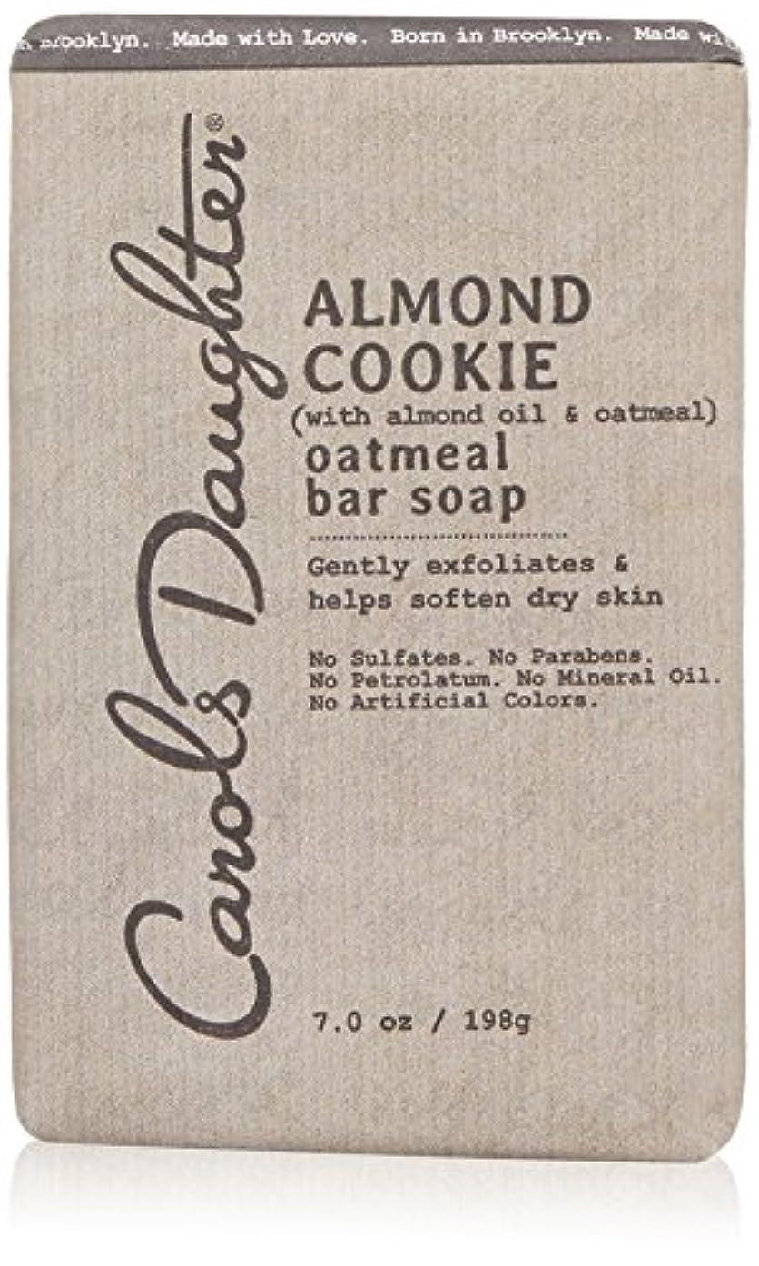 葉凝縮する不公平キャロルズドーター Almond Cookie Oatmeal Bar Soap 198g/7oz並行輸入品