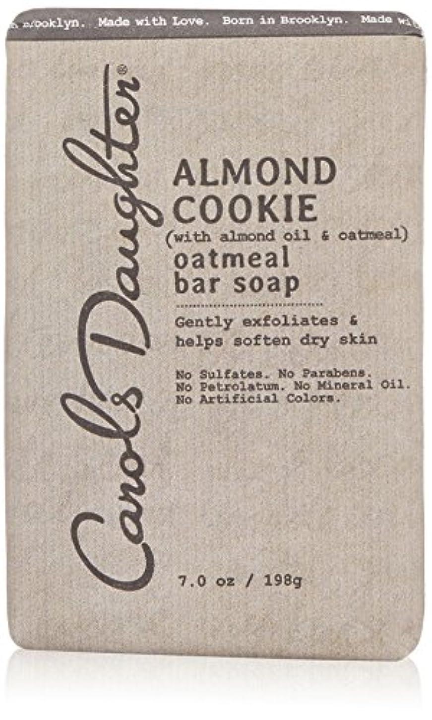 想定道徳教育学校キャロルズドーター Almond Cookie Oatmeal Bar Soap 198g/7oz並行輸入品