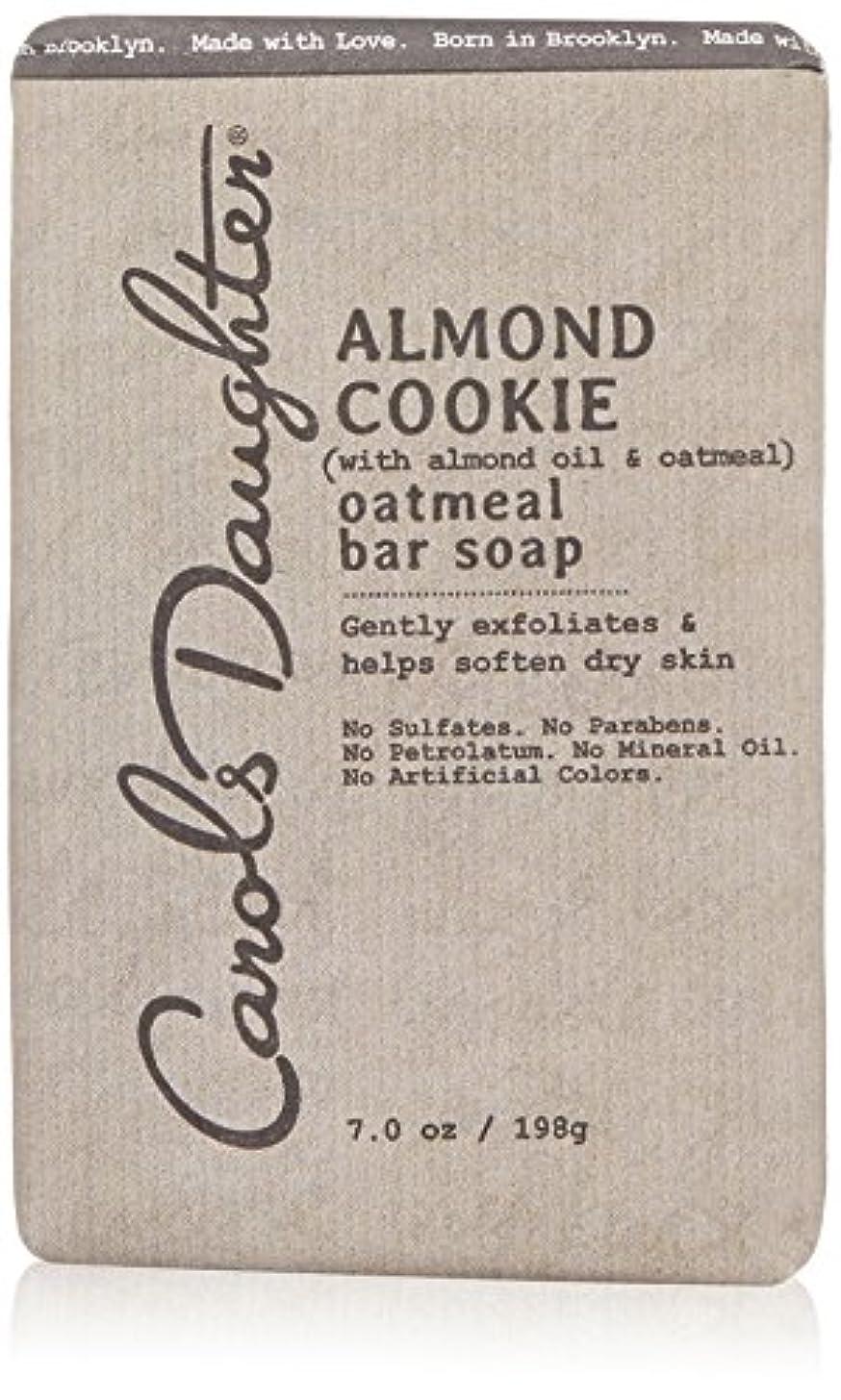 シンジケートコーヒー洞窟キャロルズドーター Almond Cookie Oatmeal Bar Soap 198g/7oz並行輸入品