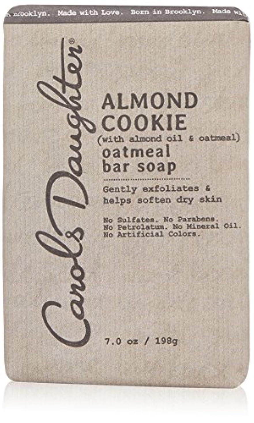 たぶん野菜お願いしますキャロルズドーター Almond Cookie Oatmeal Bar Soap 198g/7oz並行輸入品