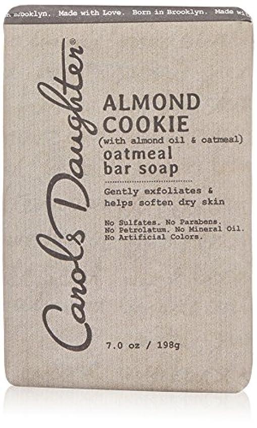 小道具人に関する限り運賃キャロルズドーター Almond Cookie Oatmeal Bar Soap 198g/7oz並行輸入品