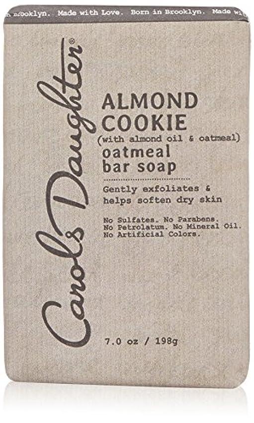空洞大人おかしいキャロルズドーター Almond Cookie Oatmeal Bar Soap 198g/7oz並行輸入品