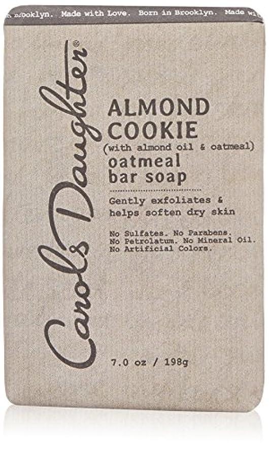 アドバンテージ不機嫌爪キャロルズドーター Almond Cookie Oatmeal Bar Soap 198g/7oz並行輸入品
