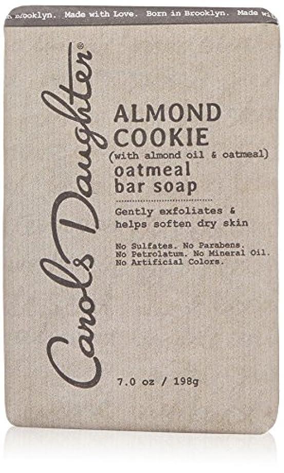 修理可能薬剤師住所キャロルズドーター Almond Cookie Oatmeal Bar Soap 198g/7oz並行輸入品