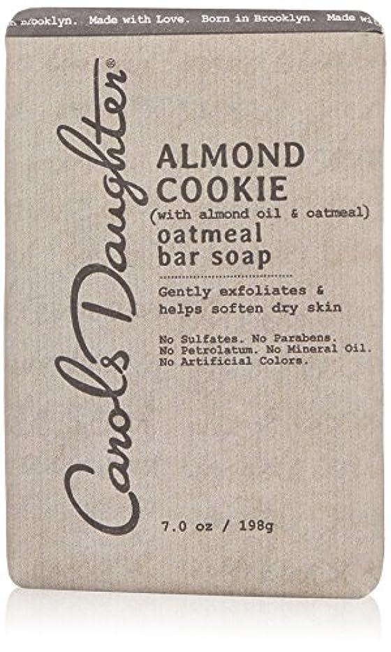 メナジェリー保持するオーストラリア人キャロルズドーター Almond Cookie Oatmeal Bar Soap 198g/7oz並行輸入品