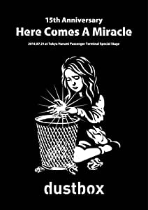 15th Anniversary-Here Comes A Miracle- [DVD]