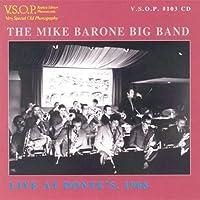 Mike Barone Big Band Live at D