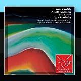Gennady Rozhdestvensky: Orchestral Works By Kodaly, Schonberg, Bartok and Stravinsky