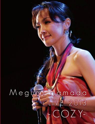 Megumi Hamada LIVE 2013 -COZY-