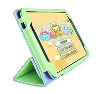 iShoppingdeals–for Samsung Galaxy Tab 48.0sm-t330nu ) PUレザーフォリオカバーケース,グリーン