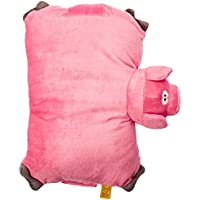 Go-Travel Kids Pig Folding Pillow, Pink, 2692