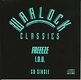 IOU   (Warlock Records)